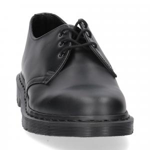 Dr. Martens 1461 black smooth monocrome-3