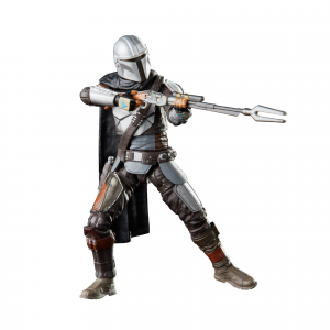Star Wars Retro Collection The Mandalorian: THE MANDOLORIAN Beskar Armor by Hasbro