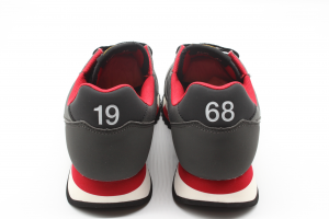 SUN68 Sneakers Uomo Niki Solid Nylon