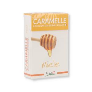 CARAMELLA BIO PROPOLI+MIELE - 31G