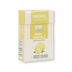 CHEWING GUM PROPOLI VIT C LI25