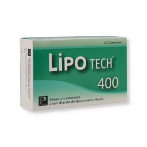 LIPOTECH 400 - 30CPR