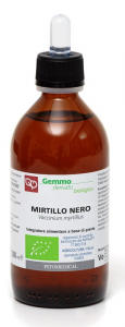 MIRTILLO NERO BIO MACERATO GLICERICO 200ML
