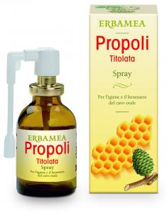 PROPOLI TITOLATA SPRAY 30ML