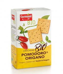 GERMINAL BIO CRACKERS POMODORO/ORIGANO