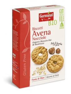 GERMINAL BISCOTTI AVENA/NOCCIOLA BIO