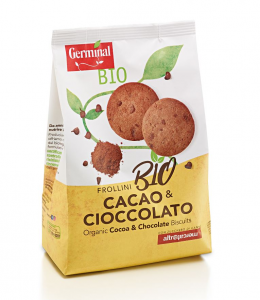 GERMINAL BIO FROLLINI CACAO & CIOCCOLATO