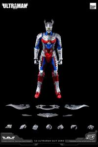 *PREORDER* Ultraman FigZero: ULTRAMAN SUIT ZERO 1/6 by ThreeZero