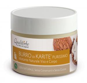 Burro di Karatè purissimo 100% Naturale by Qualiterbe