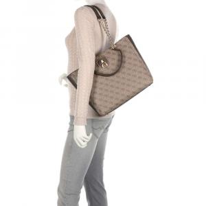 Borsa Shopper Gues Alisa HWBS8123230  LEB -A.1