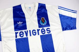 1990-93 Porto Maglia Home L (Top)