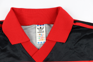 1990-92 Flamengo Maglia Home L