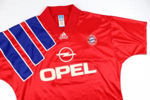 1991-93 Bayern Monaco Maglia Home L (Top)