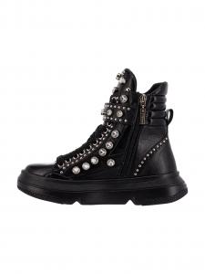 Emanuelle Vee Sneakers Nero
