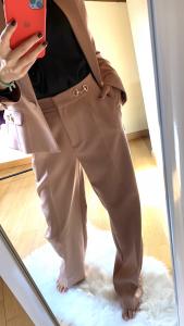 Pantalone Palazzo con piega Vicolo