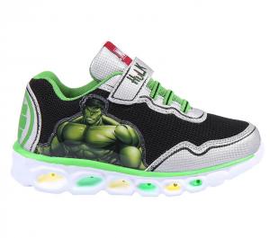 Scarpe Hulk con luci Numeri dal 23 al 33