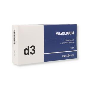 VITAOLIGUM D-3 20F