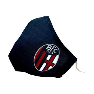 MASCHERINA ROSSOBLÙ 2021/22 (Adulto) Bologna Fc