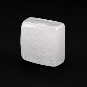 Blocco mini mattone in vetro seta