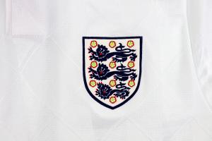 1987-90 Inghilterra Home Maglia L (Top)