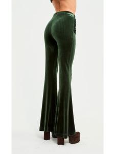 Pantaloni Zampa Jess green Aniye By
