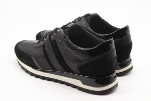 Geox Donna Sneaker Nera