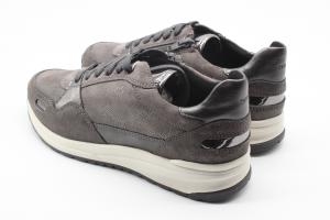 Geox Donna Sneaker Grigio scuro