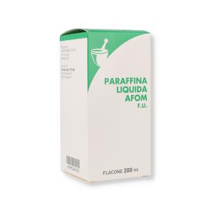 PARAFFINA LIQUIDA - 200ML