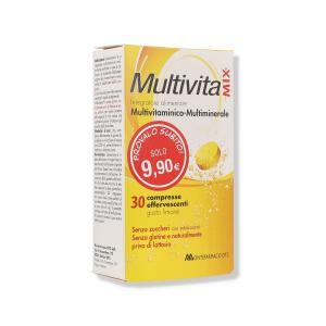 MULTIVITAMIX EFFERVESCENTE - 30CPR