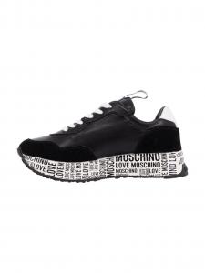Love Moschino Sneakers Donna Nera