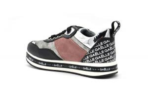 Sneaker multilogo
