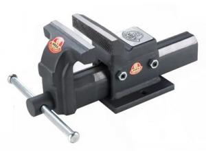Morsa da banco parallela in acciaio forgiato modello RAPTOR Ariex 104/100