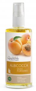Olio di Albicocca per pelli delicate e irritate 100% Naturale By Qualiterbe
