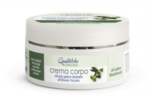 Crema corpo all'Olivone Super Nutriente 100% Naturale by Qualiterbe
