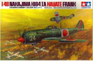 Nakajima Ki-84-IA Hayate