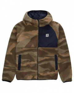 Giacca Element Wolfe Zip-Up Camo Doubleface
