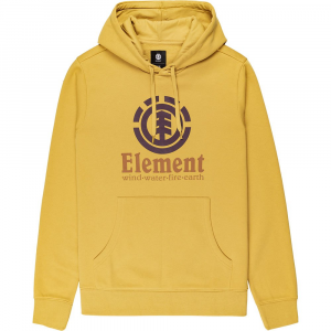Felpa Element Vertical Hood Yellow