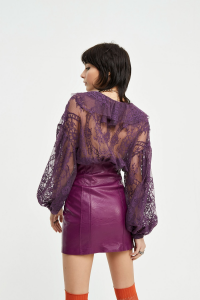 Abito Ava Dress viola Aniye By