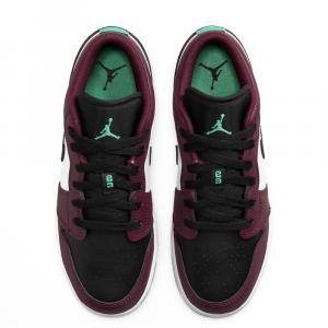 Jordan 1 Low  Roma Green