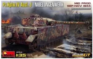 Pz.Kpfw.IV Ausf. J Nibelungenwerk