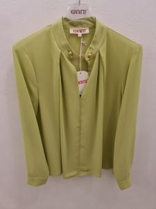 Camicia verde prato