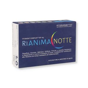 RIANIMA NOTTE - 15G
