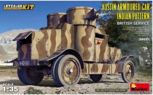 Austin Armoured Car Indian Pattern
