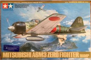 Mitsubishi A6M3 Zero Fighter