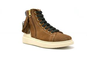 Sneaker con frange