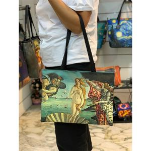 Shopper Tessuto Linea Arte Donna