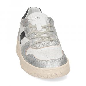 D.A.T.E. Court 2.0 vintage laminated silver-3
