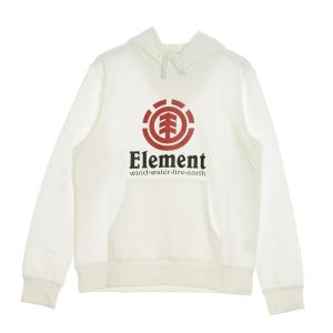 Felpa Element Vertical Hood White