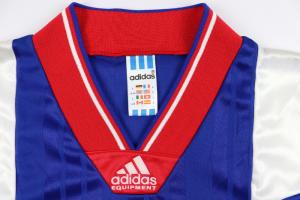 1992-94 Rangers Maglia Home L  (Top)