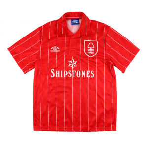 1992-94 Nottingham Forest Umbro Maglia Home M  (Top)
